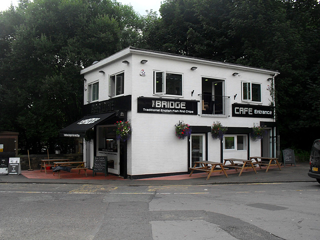 Well Presented Cafe / Fish & Chip Shop