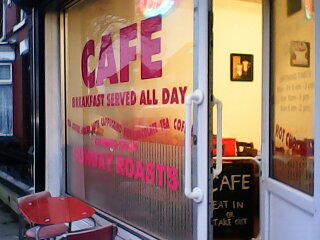 Cafe Plus Take Out  for sale