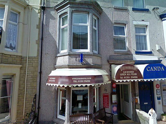 Established Blackpool Guest House