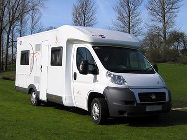 Popular Motorhome Hire Company