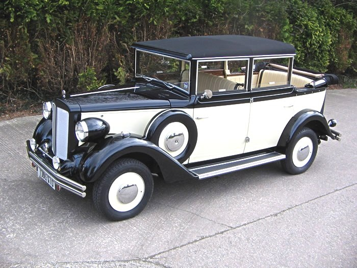 Classic & Vintage Style Wedding Kit Car Manufacturers