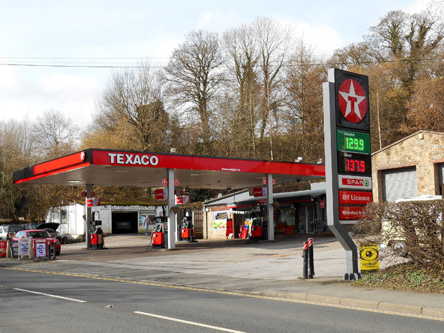 Petrol Station, Garage Services & Convenience Store