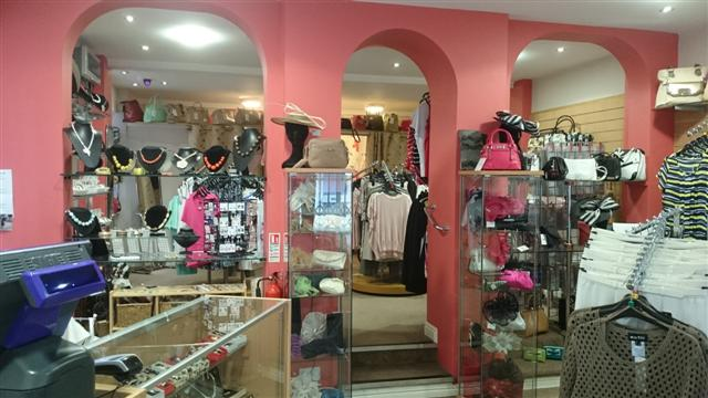 Glad Rags and Bags - Ladies Fashion and Accessories (Retail Shop)
