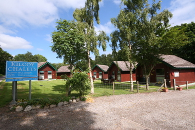 5 Self Catering Chalets