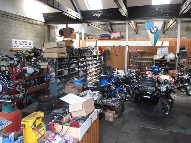 Vintage & Bmw Bike Sales, Repair & Restoration