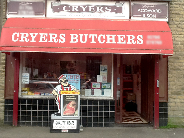 Well Established Butchers Shop