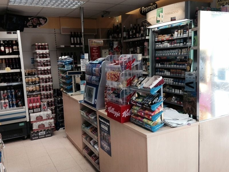 Convenience Store with off Licence, News Papers, Lottery, Paypoint, Atm Etc