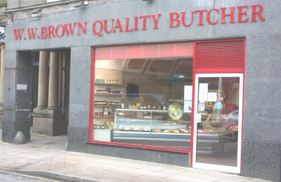 Under offer - Established Butchery Business Set In The Popular Town of Nairn  T