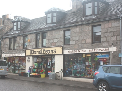 Hardware and Cook Shop, Grantown On Spey, Highland