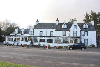 Thriving Highland Hotel with Loch-side Frontage In The Beautiful Village of Loch