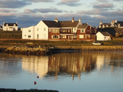Substantial Hotel In A Unique Trading Location On The Tranquil Isle of Tiree off
