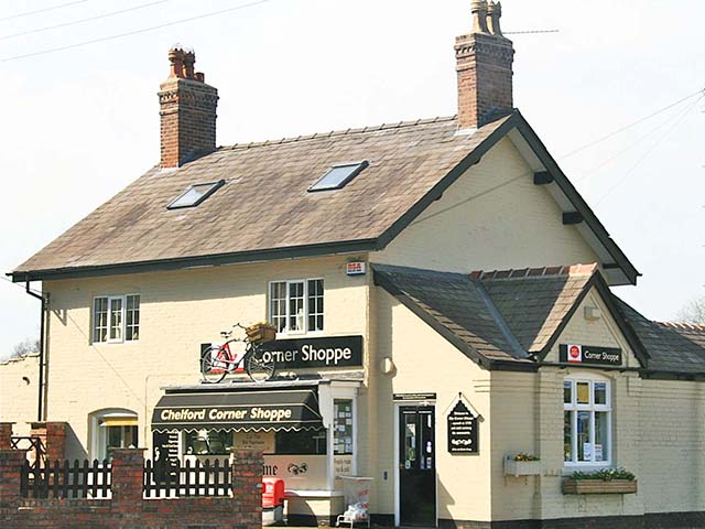 Exceptional Village Post office & General Store