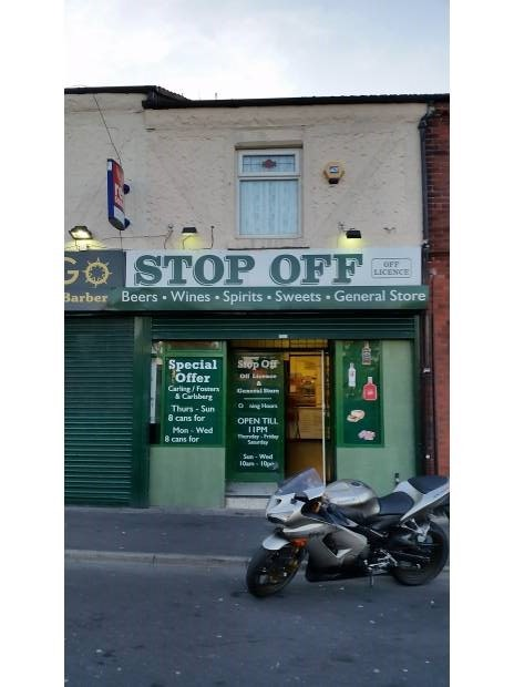 off Licence and Grocery Shop For Sale