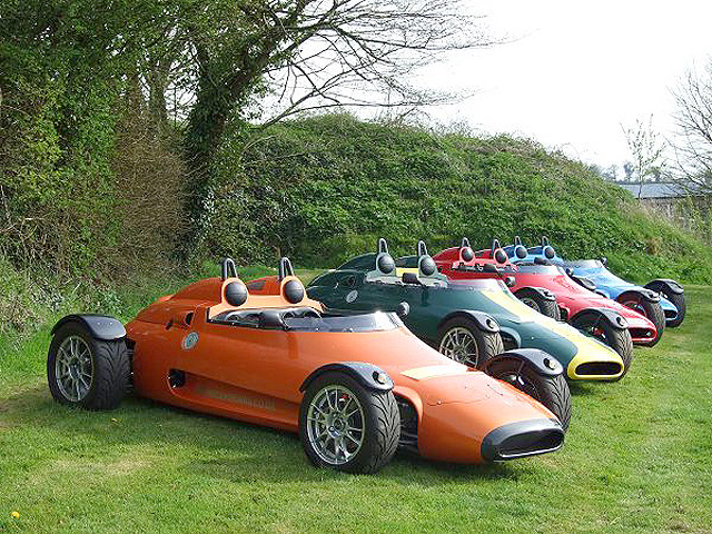 Exceptional Sports Car Builder, Manufacturer and Retailer