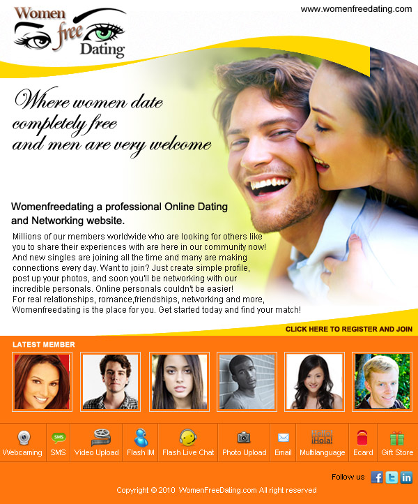 Dating Site For Sale