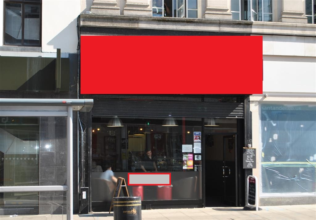 Modern Cafe For Sale In Enfield