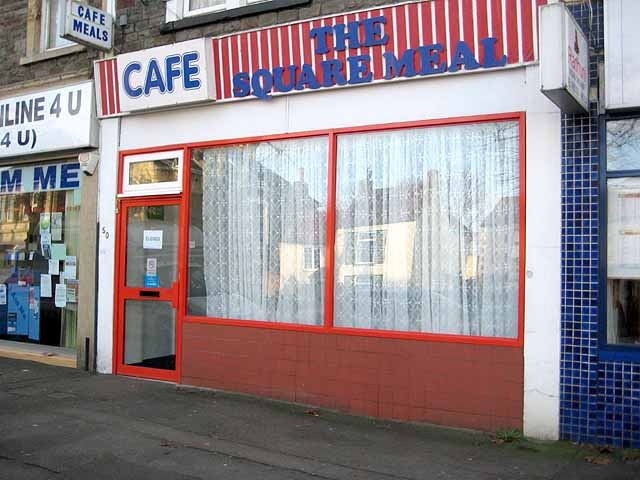 Cafe with Large Private Living Space - Bristol
