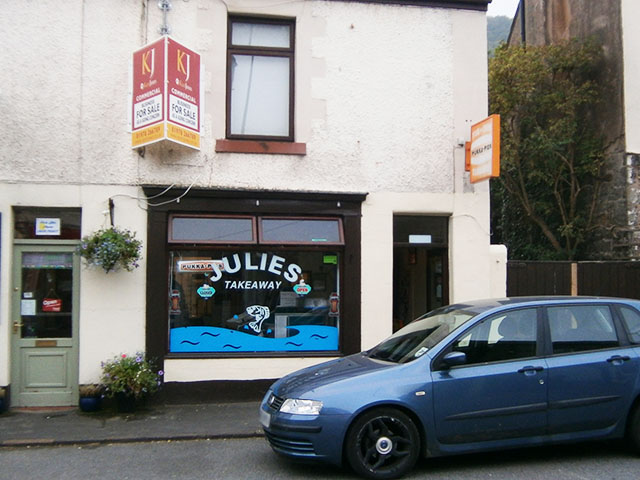 Traditional Village Fish & Chip Shop