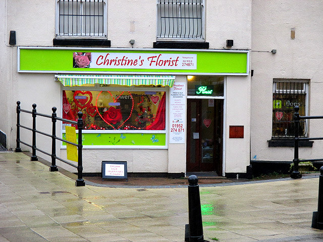 Traditional Town Centre Florist