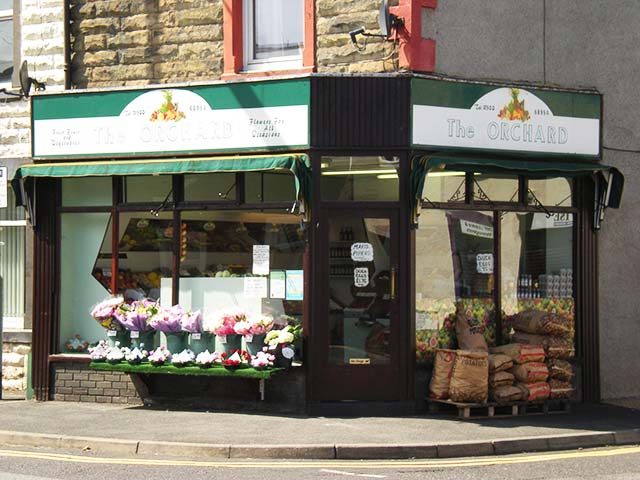 Established Traditional Greengrocers