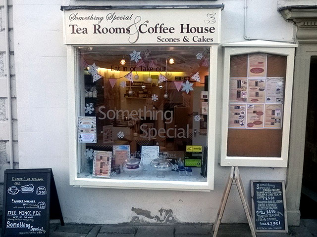 Well Presented Tea Room & Coffee House