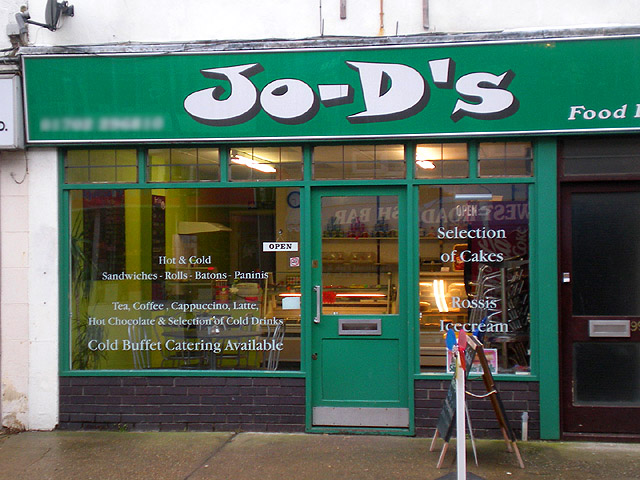 Town Centre Location Caf� / Sandwich Bar - Essex