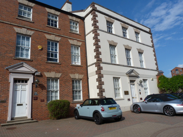 City Centre office Accommodation  Chester