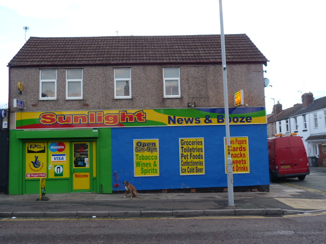 Newsagents / off Licence