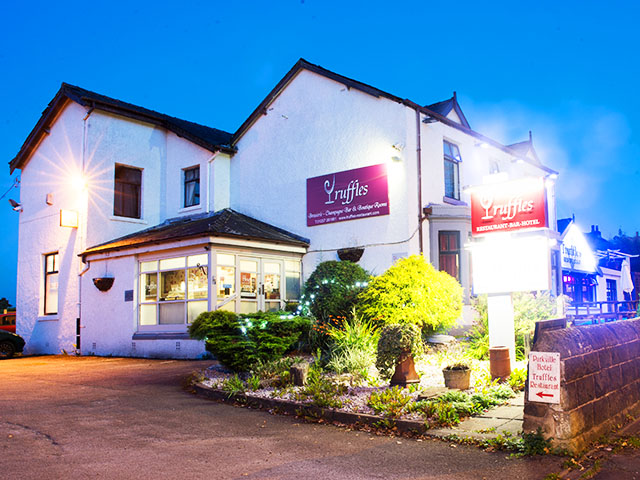 Exceptional Restaurant, Tea Rooms & Hotel - Lancashire