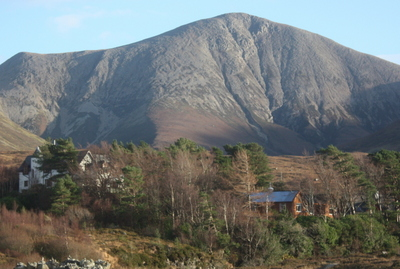 Self Catering Complex with Bunkhouse, Chalets and Lodge