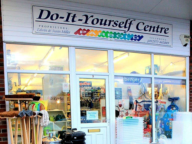 Well Established Diy Centre - Lancashire