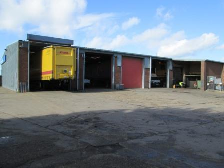 Truck, Hgv and Bus Repair Freehold Business For Sale