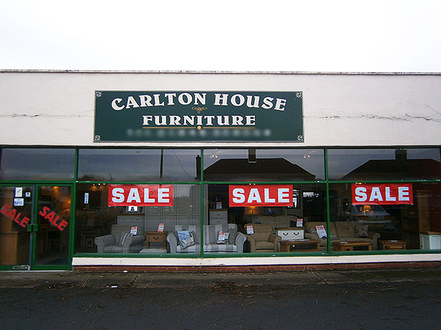 High Turnover Furniture Business