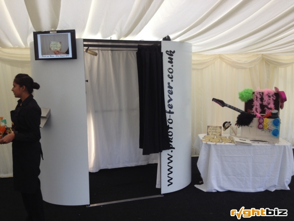 Photobooth and Candy Cart Hire Business For Sale