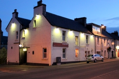 Stunning Hotel In Thurso Town Centre with Excellent Trading History and Strong R