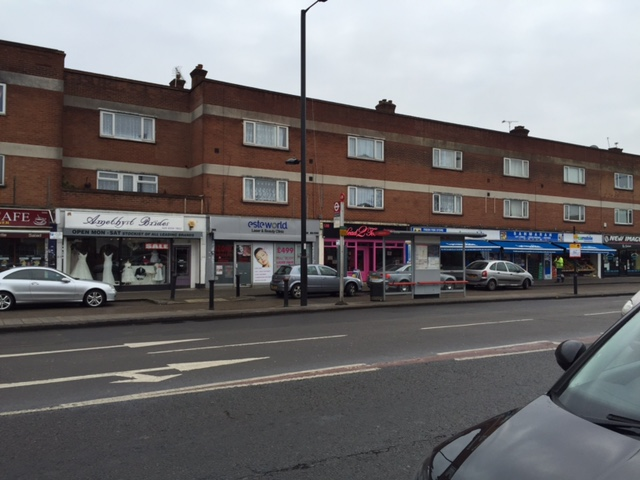 Leasehold Commercial Investment Comprising 6 Ground Floor Shops and Separate Rea