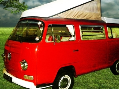 Vw Camper Van Hire Business For Sale