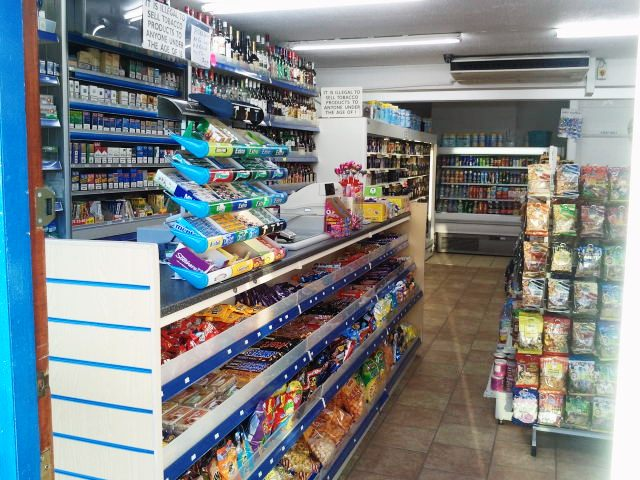 Full Free off Licence Slight Confectionery, Tobacco, Convenience Groceries