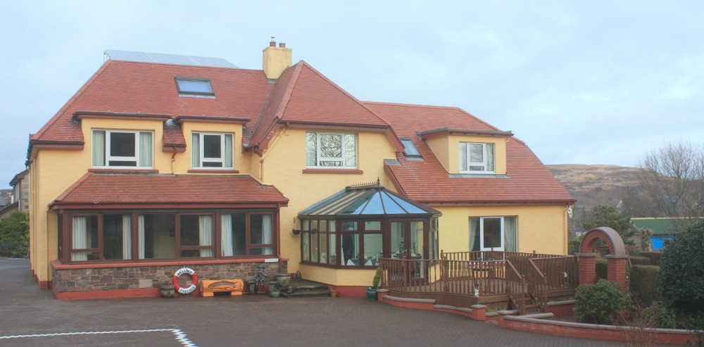 Balloch Guest House In Isle of Skye For Sale