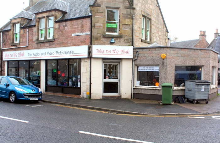 Retail Unit Situated In Excellent Trading Location In Inverness