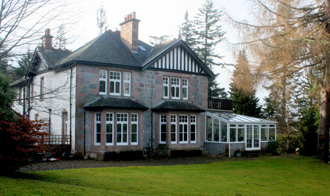 Highland Country House For Sale