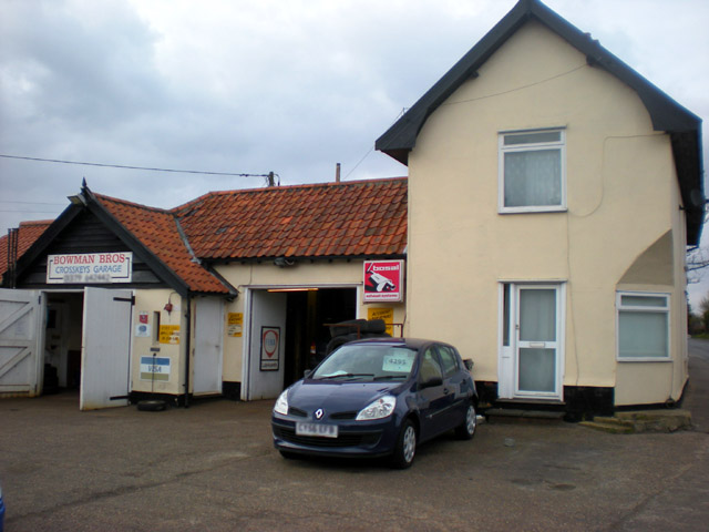 Established Garage Service Station - Norfolk