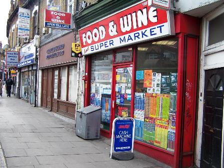 20340 Other services the shop provides are, Pay Point, Cash Machine & Newspaper.