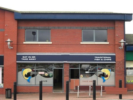 9556df57b For Sale 50 Cover Cafe & Chippy North City Shopping Parade, Manchester - Fish  Chips Shops, Cafes, Take Aways Delivery, Sandwich Bars for Sale in  Harpurhey, ...