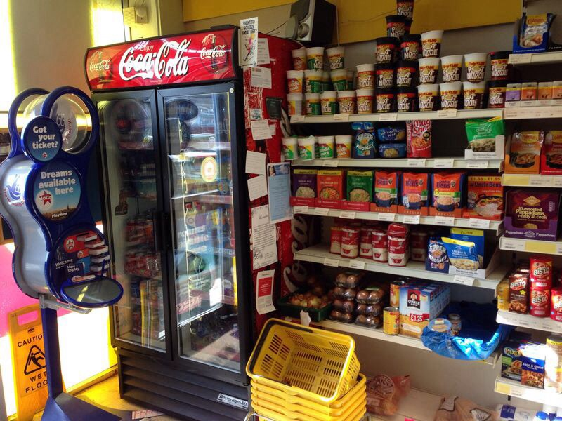 Convenience Store With Off Licence, News Papers, Lottery