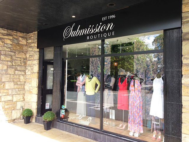 Exceptional Town Centre Clothing Business